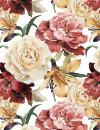 طرح گل های رنگی 3